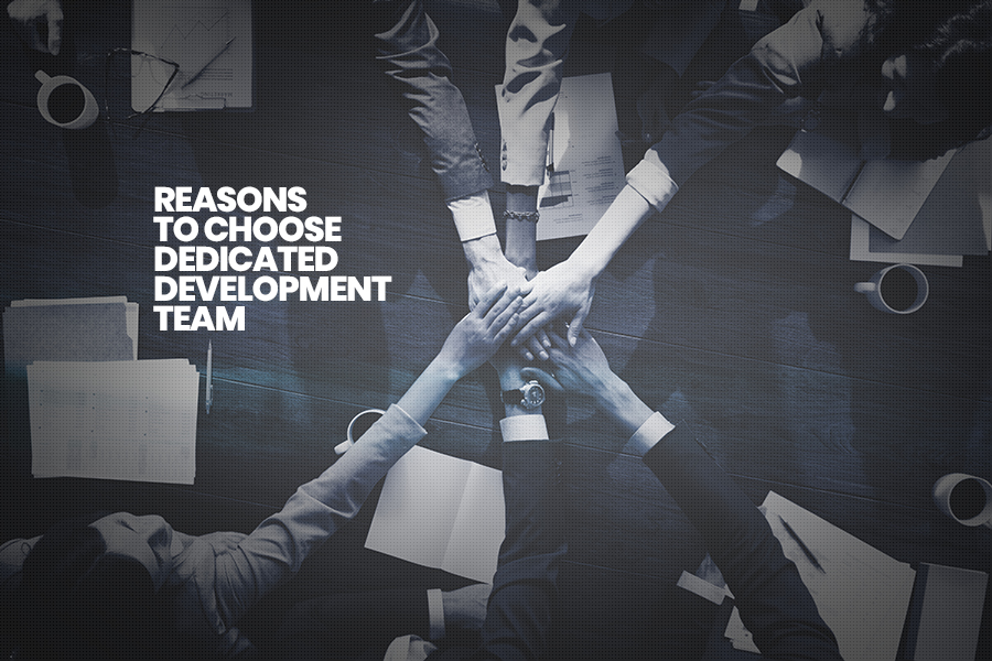 10 Benefits of Working With a Dedicated Development Team (DDT)
