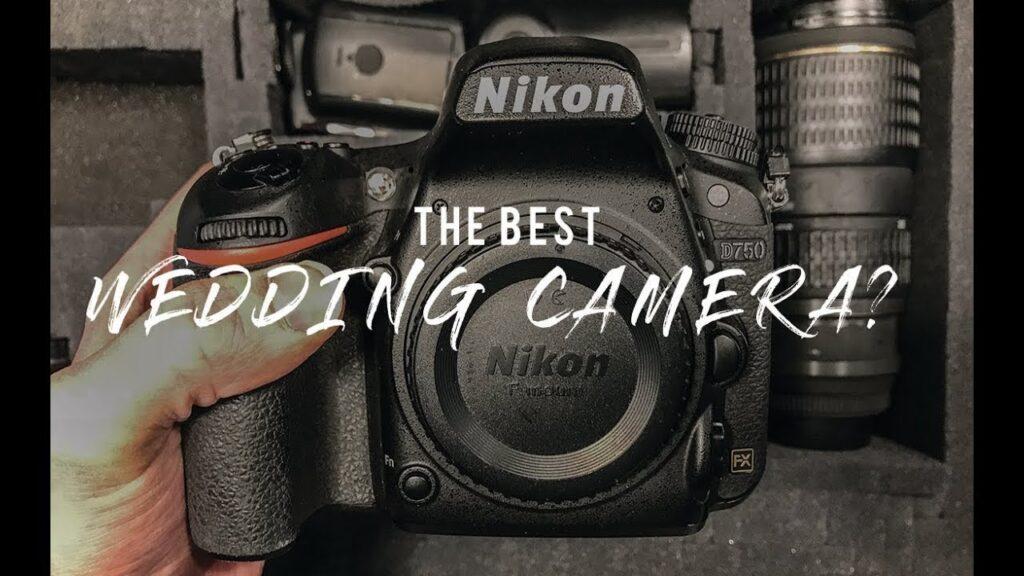 Best Wedding Photography Camera